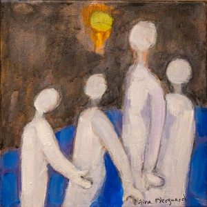 1608_Four_White_Figures_acrylic_on_canvas_12x12_WEB